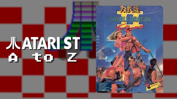 Atari ST A to Z: Double Dragon II – The Revenge