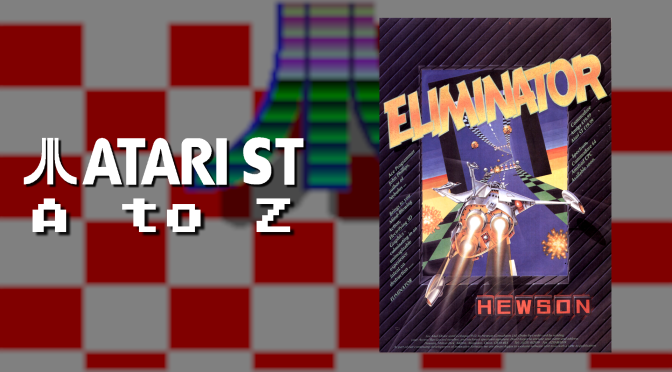 Atari ST A to Z: Eliminator