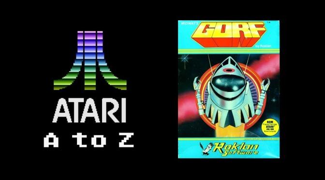 Atari A to Z: Gorf