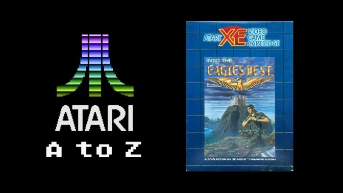 Atari A to Z: Into the Eagle's Nest