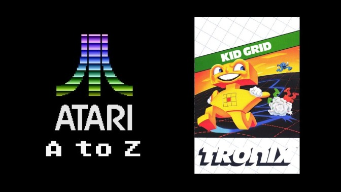 Atari A to Z: Kid Grid