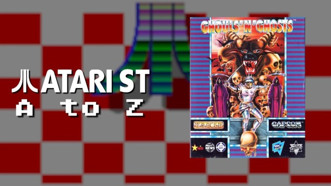 Atari ST A to Z: Ghouls 'n' Ghosts