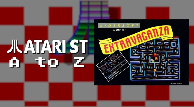 Atari ST A to Z: Haunted House