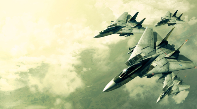 PS2 Essentials: Ace Combat: Squadron Leader