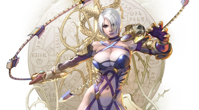 Waifu Wednesday: Ivy Valentine
