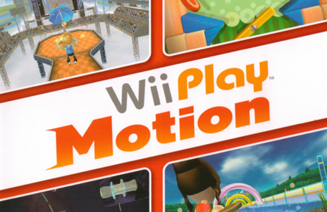 Wii Essentials: Wii Play: Motion
