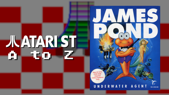 Atari ST A to Z: James Pond