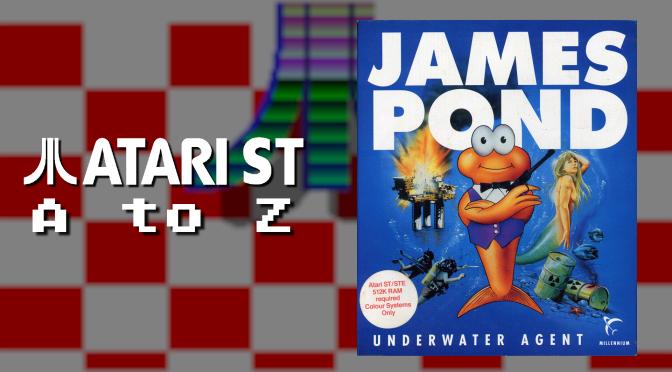 Atari ST A to Z: James Pond