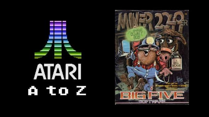Atari A to Z: Miner 2049'er