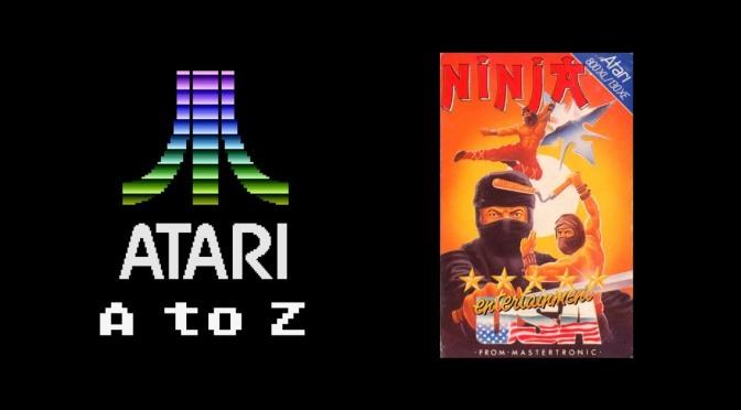 Atari A to Z: Ninja