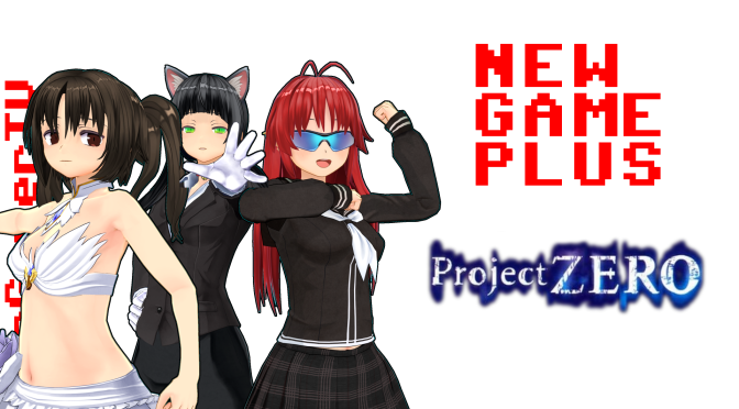 New Game Plus: Eat Paralysey Camera Death – Project Zero #9