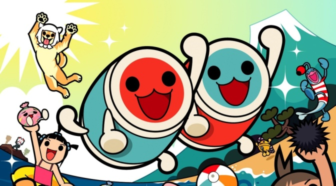 Taiko no Tatsujin Drum 'n' Fun: Plastic Drums and Music Most Definitely Mix