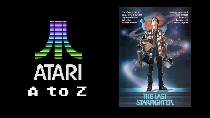 Atari A to Z: The Last Starfighter