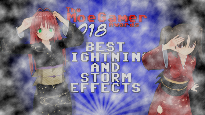 The MoeGamer Awards 2018: Best Lightning and Storm Effects