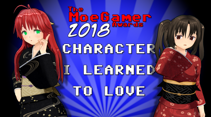 The MoeGamer Awards 2018: Character I Learned to Love