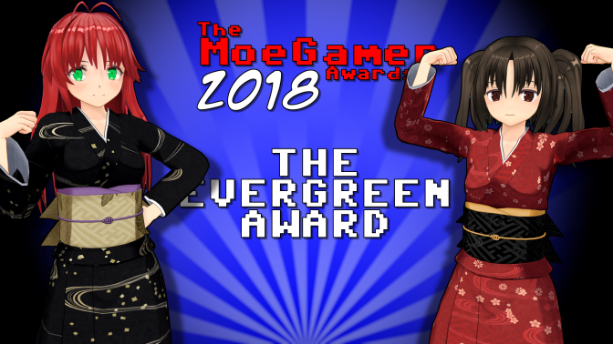 The MoeGamer Awards 2018: The Evergreen Award