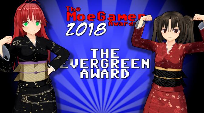 The MoeGamer Awards 2018: The Evergreen Award