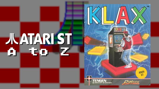 Atari ST A to Z: Klax