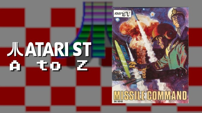 Atari ST A to Z: Missile Command