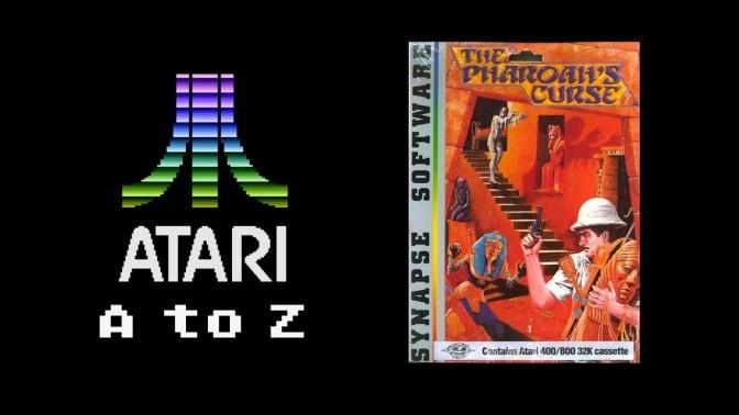 Atari A to Z: Pharaoh's Curse