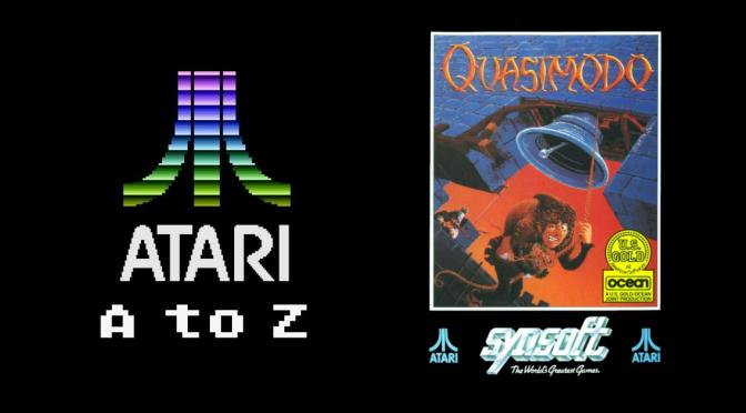 Atari A to Z: Quasimodo
