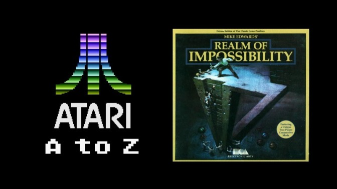 Atari A to Z: Realm of Impossibility