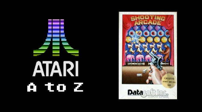 Atari A to Z: Shooting Arcade