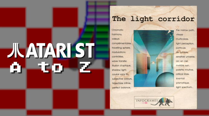 Atari ST A to Z: The Light Corridor