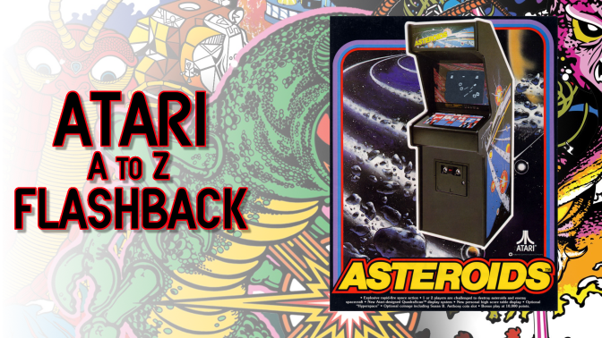 Atari A to Z Flashback: Asteroids