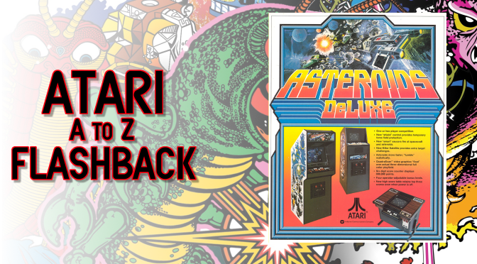 Atari A to Z Flashback: Asteroids Deluxe