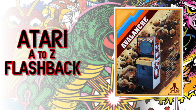 Atari A to Z Flashback: Avalanche