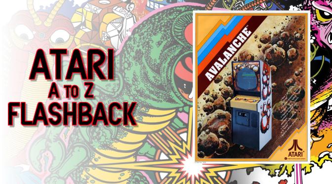 Atari A to Z Flashback: Avalanche
