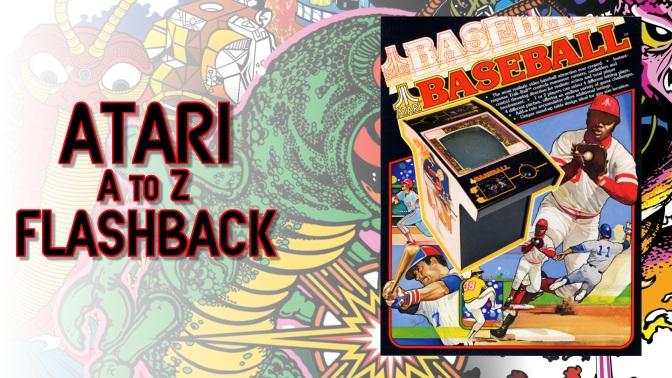 Atari A to Z Flashback: Atari Baseball