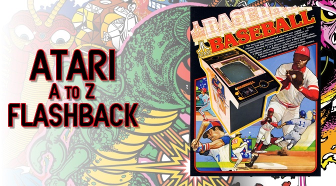 Atari A to Z Flashback: Atari Baseball
