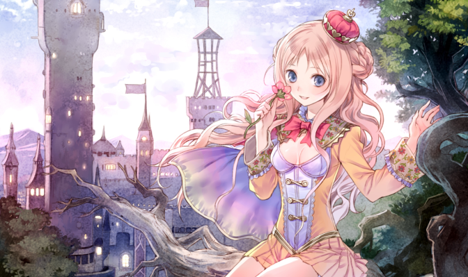 Atelier Meruru: Arland Comes Together