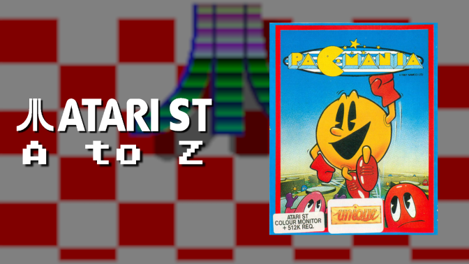 Atari ST A to Z: Pac-Mania