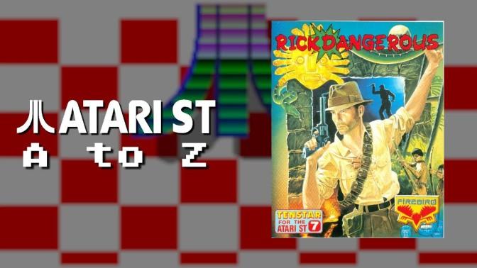 Atari A to Z: Rick Dangerous