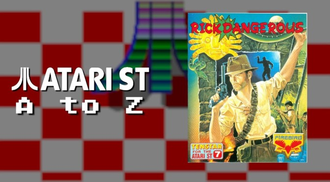 Atari A to Z: Rick Dangerous