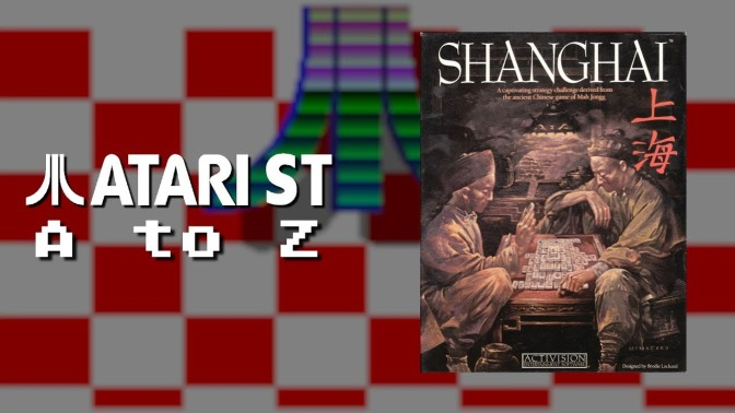 Atari ST A to Z: Shanghai