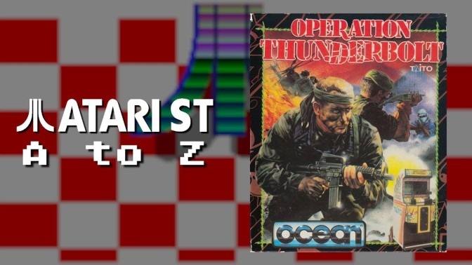 Atari ST A to Z: Operation Thunderbolt