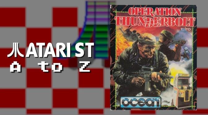 Atari ST A to Z: Operation Thunderbolt