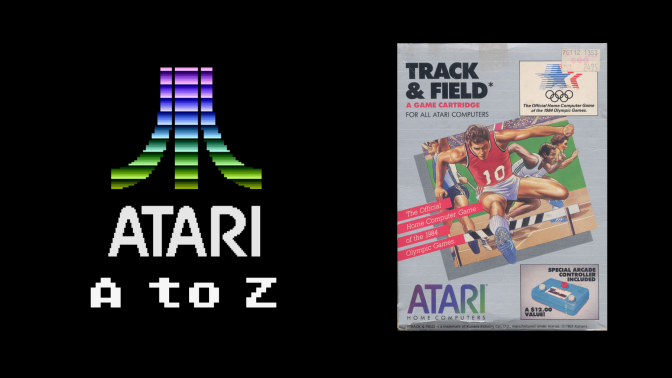 Atari A to Z: Track & Field