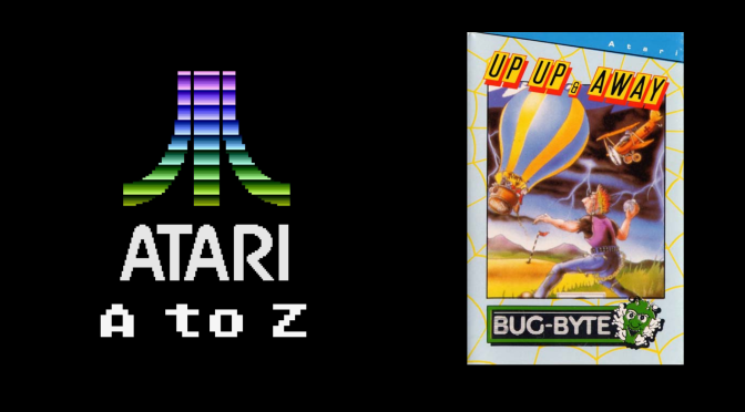 Atari A to Z: Up Up and Away