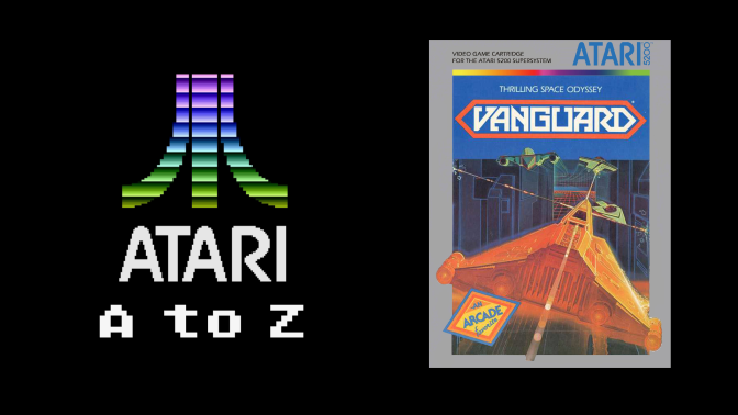 Atari A to Z: Vanguard