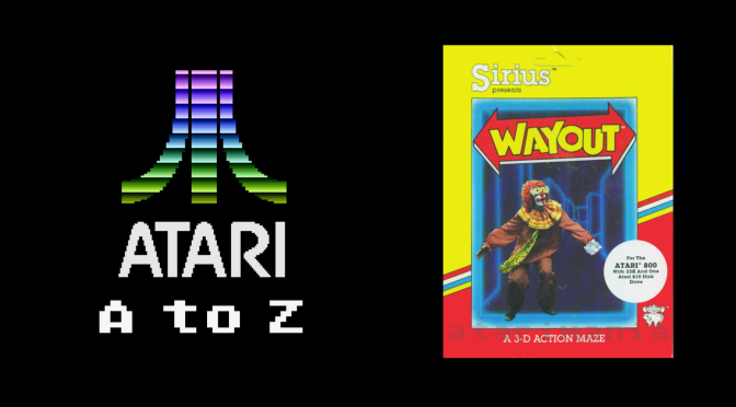 Atari A to Z: Way Out