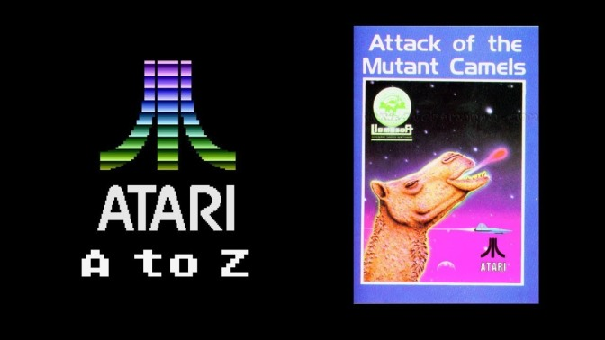 Atari A to Z: Attack of the Mutant Camels