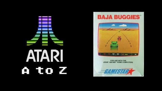 Atari A to Z: Baja Buggies
