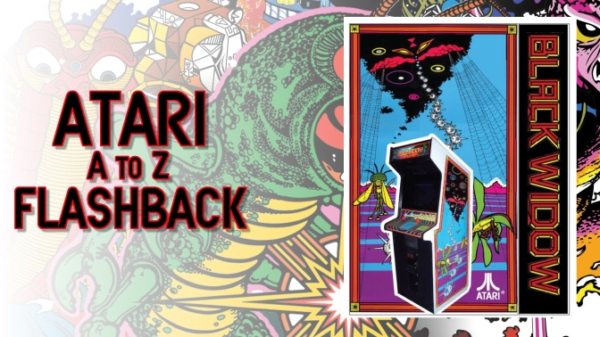 Atari A to Z Flashback: Black Widow