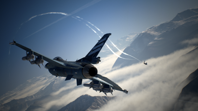 Delving Into Ace Combat 7: Skies Unknown – #3