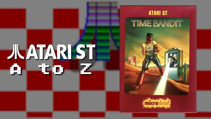 Atari A to Z: Time Bandit